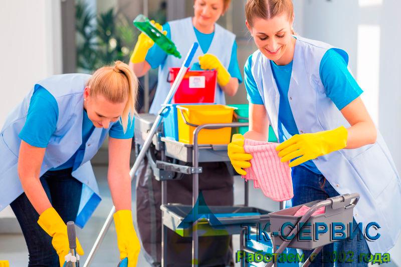 генеральная уборка тк-сервис2