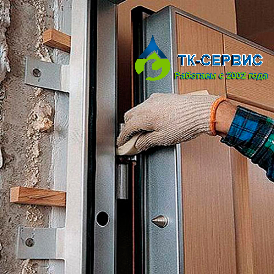 установка дверей тк-сервис2
