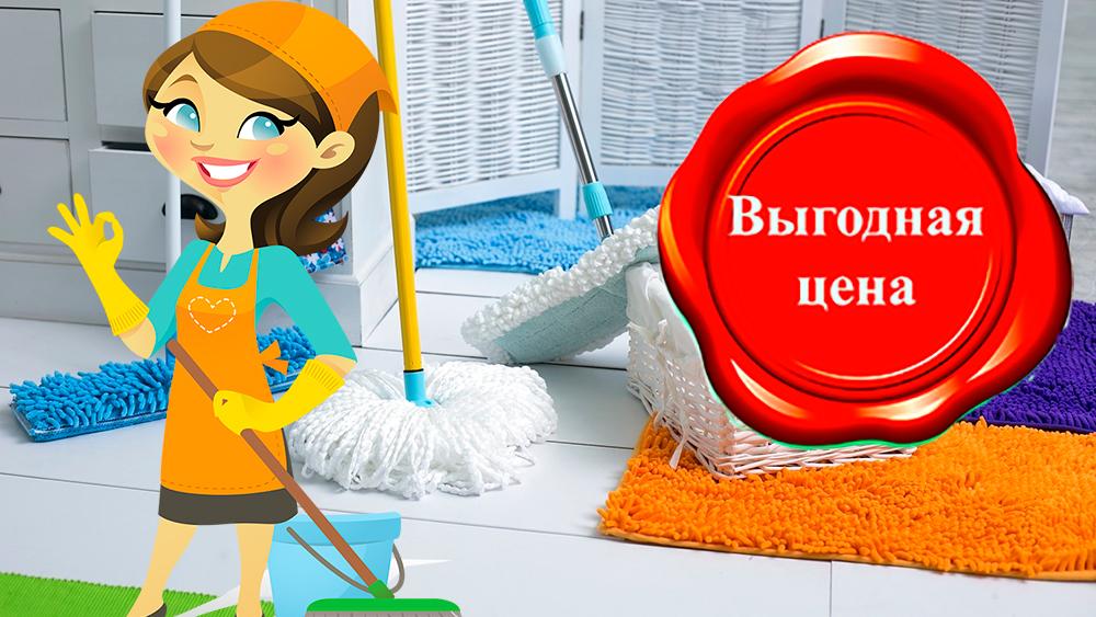 Уборка квартиры Химки в ТК-сервис