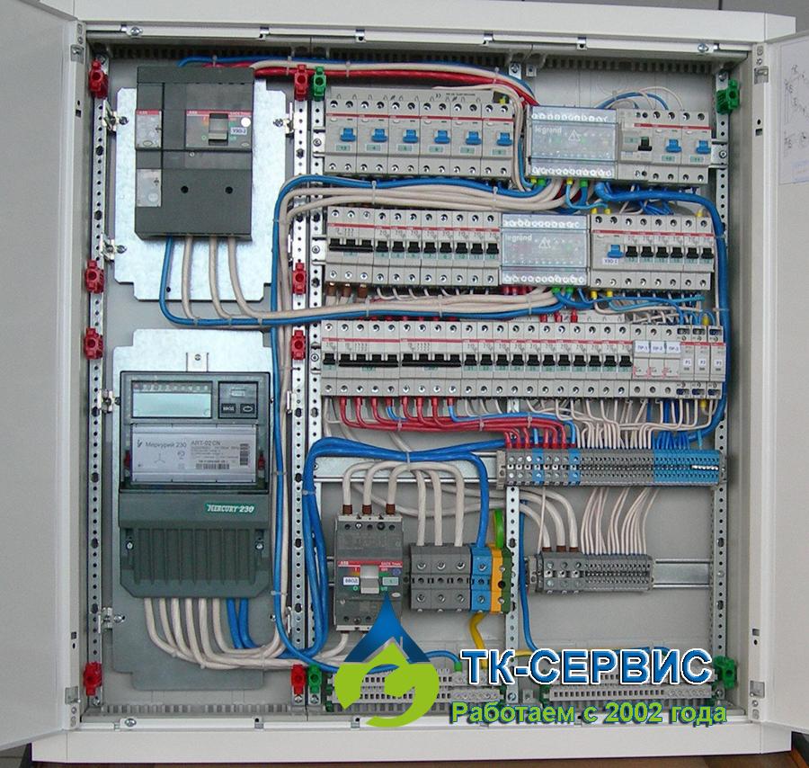услуги электрика тк-сервис1